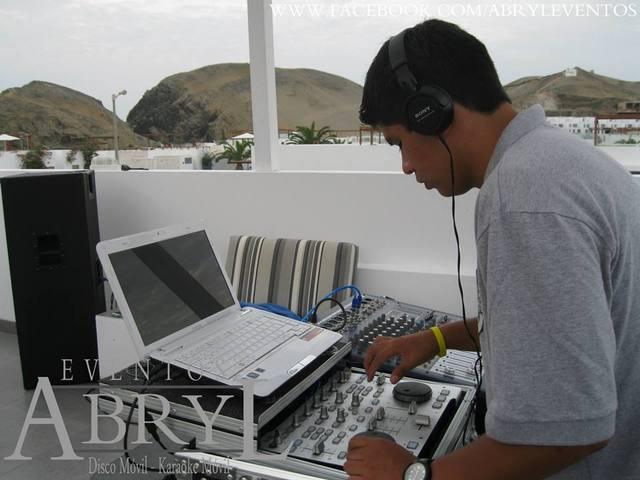 Alquiler de dj, música y sonido en lima