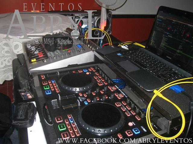 Alquiler de dj y sonido para fiestas y eventos