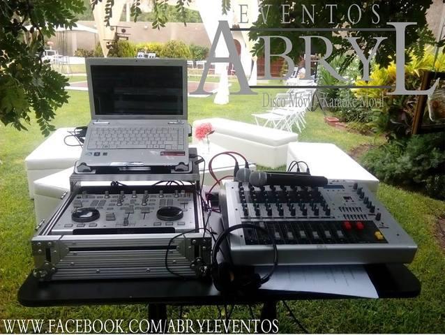 Alquiler de sonido y dj para fiestas en lima