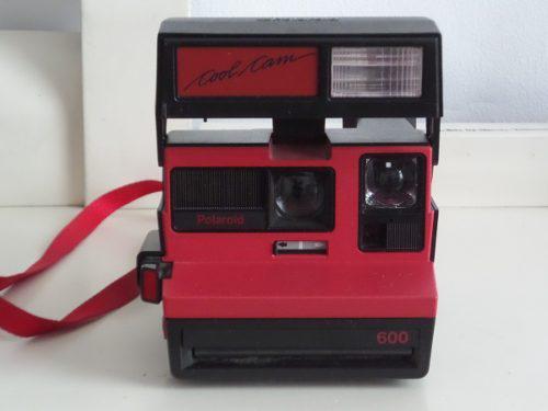 Antigua Camara Fotografica Polaroid Instantanea Coleccion
