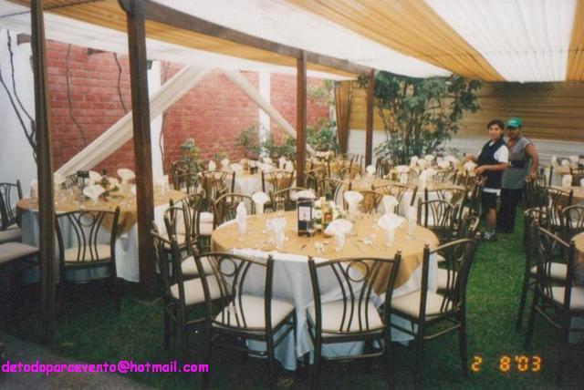 Buffets de bodas paquetes integrales