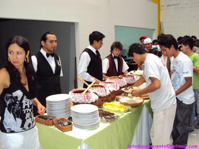 Buffets criollos tradicionales en lima