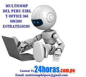 Capacitaciones en la configuración y manejo del office 365