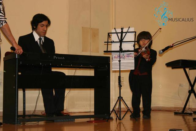 Clases y cursos particulares de musica - piano, organo,