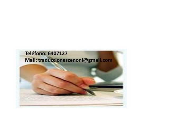Empresa de traducción profesional en lima perú