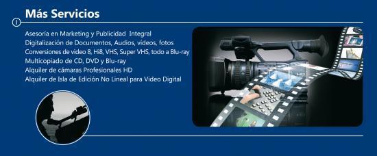 Filmaciones videos institucionales lima