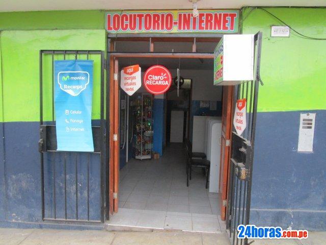 Gran oportunidad: traspaso cabina de internet-locutorio (cho