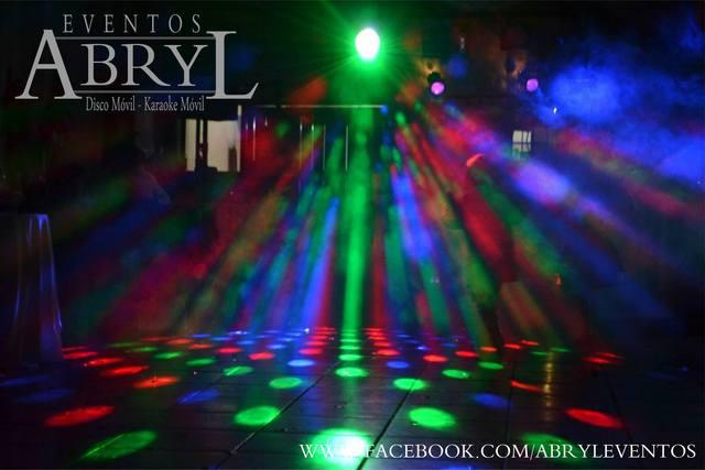 La hora loca, dj y sonido, luces y karaoke