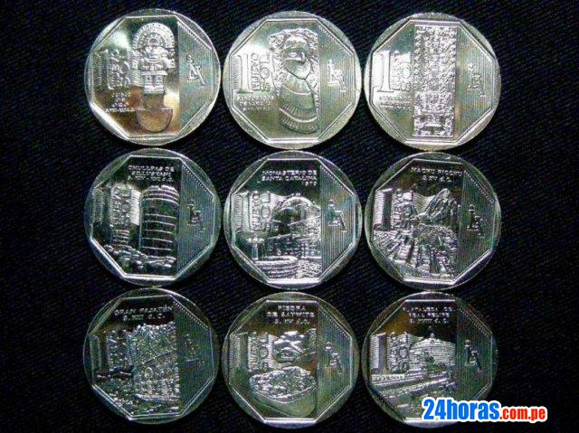 Monedas de colecion