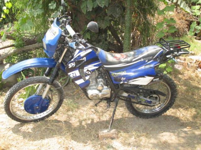 Moto rtm gy-150 rockstar