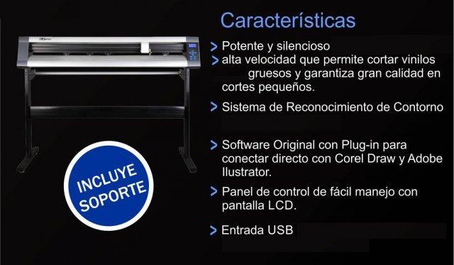 PLOTTER DE CORTE 72CM DIRECTO DE COREL T.940599509/979219795