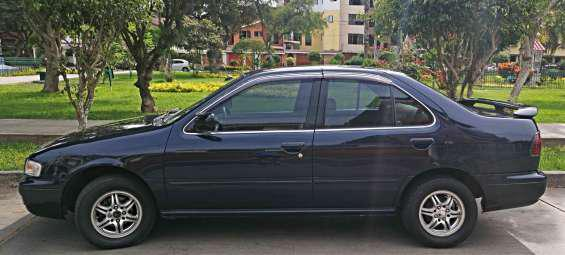 Remato nissan sunny ex saloon 1998 / automático / sedan /