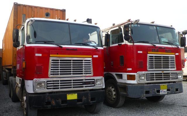 Se vende camion international 9700 año 1990