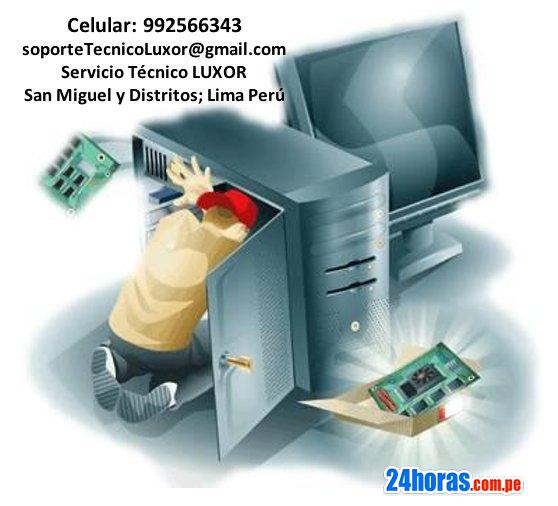 Servicio tecnico – san miguel, lima - celular: 992566343