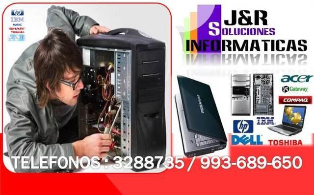 Soporte tecnico reparacion mantenimiento a