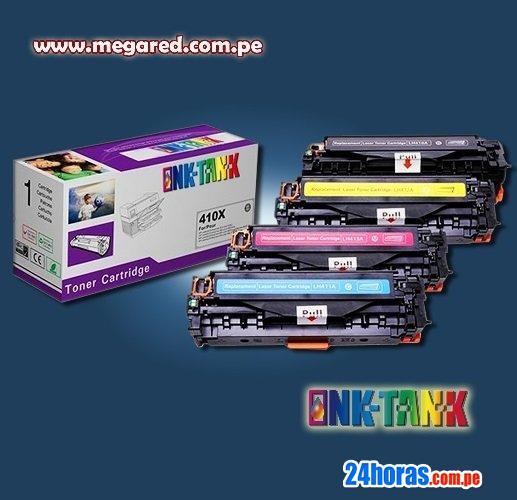 Toner compatible hp colores ce410x (305x) –