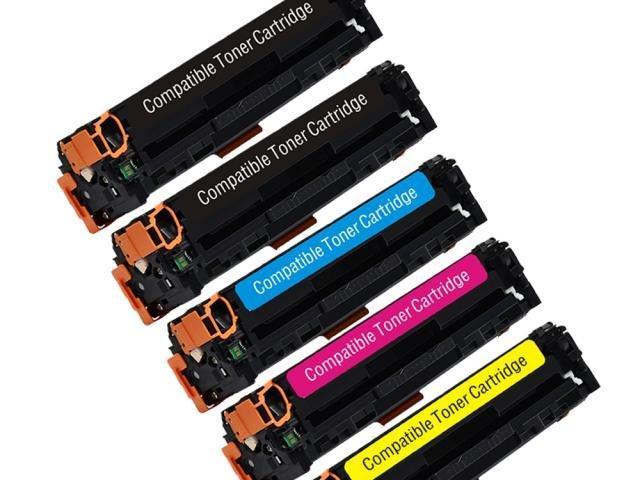 Toner compatibles hp 305a85a26x87x410a78a 12a
