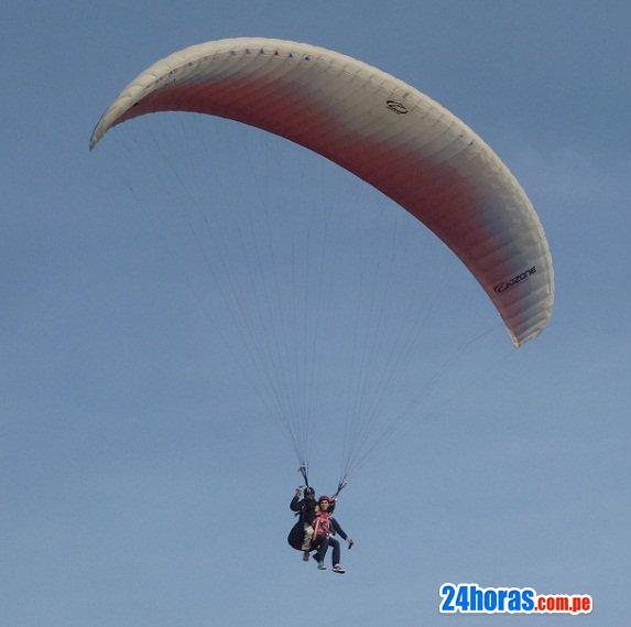 Vendo parapente tandem ozone 100 hrs de vuelo en lima