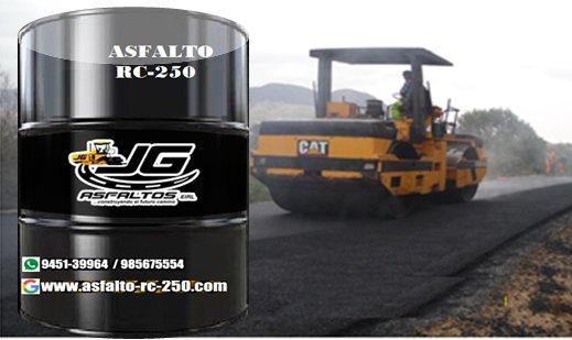 asfalto para pavimentos de alta calidad