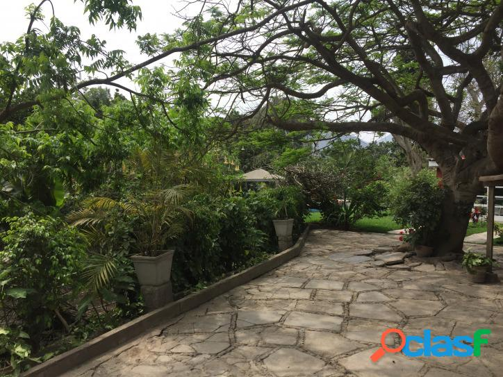 Terreno residencial en pachacamac - 00500