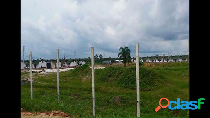 Terreno carretera iquitos - nauta km 12.6 - 00557