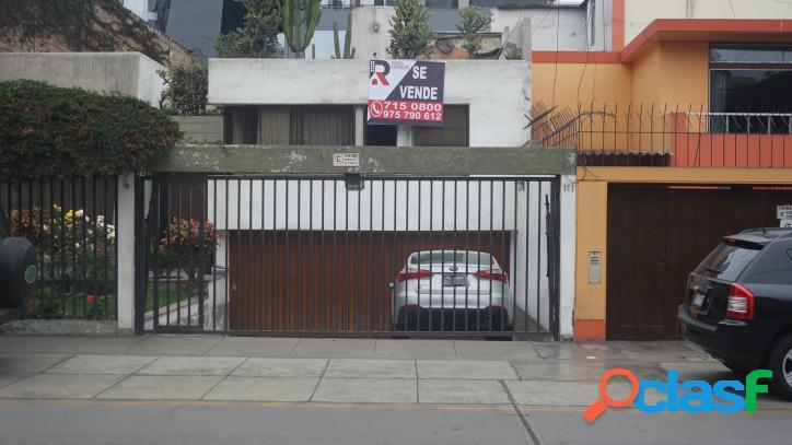 Venta de residencia en san isidro -00613