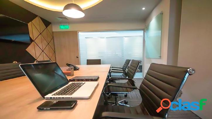 Alquiler de Oficinas en Moderno Edificio en Surco - 00697