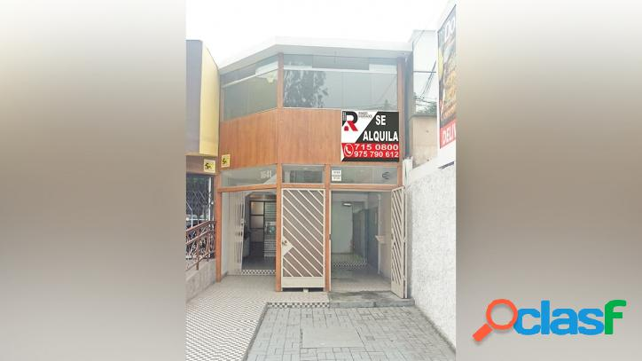 Local Para Restaurante en Surco - 00708