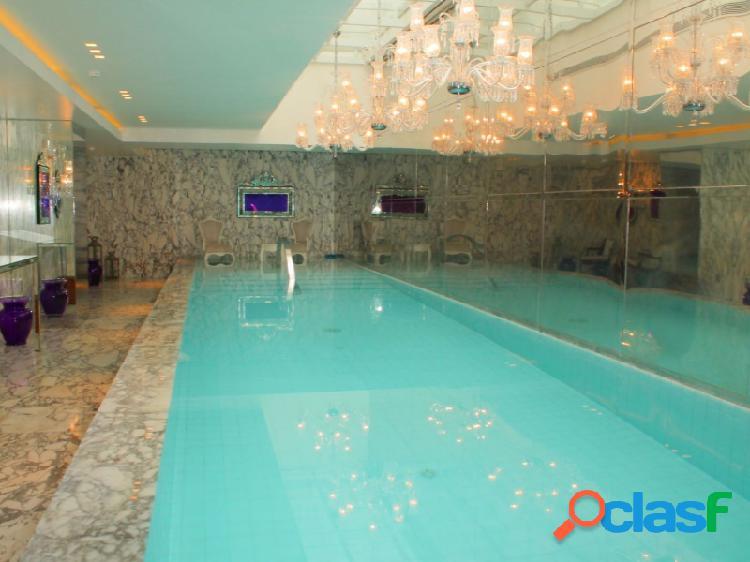 Departamento duplex en venta en miraflores malecon vista al mar 3 dormitorios terraza piscina
