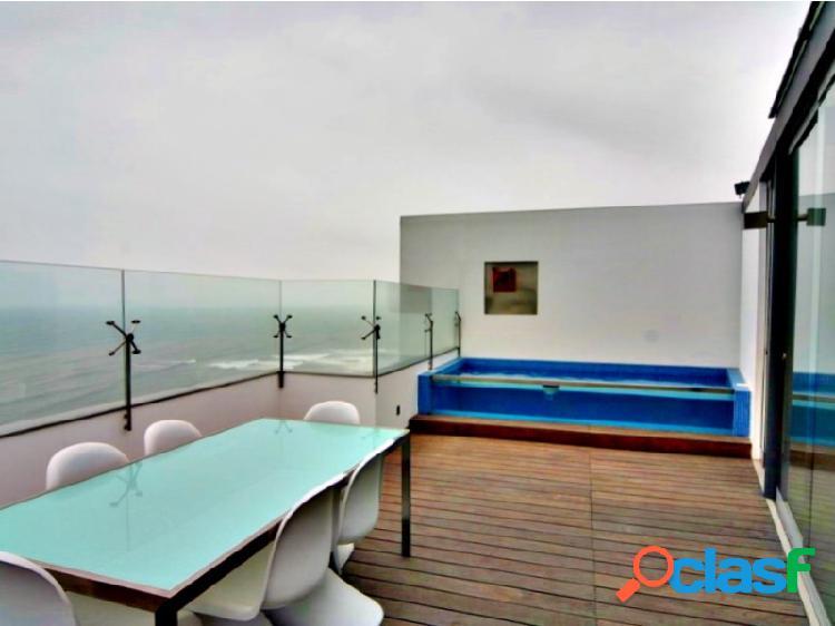 Penthouse en Venta en Miraflores Vista al Mar