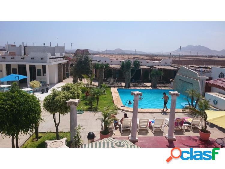 Venta de Exclusivo Hotel en Chilca