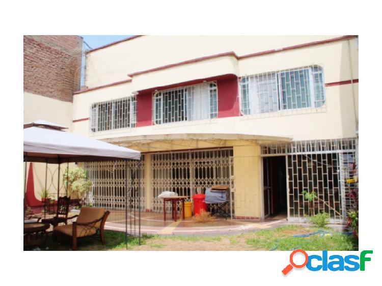 Casa en venta en san isidro corpac - trasversal parque sur parámetros 4 pisos