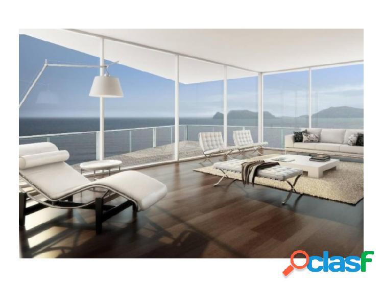 Departamento en alquiler en miraflores malecon vista mar 3 dormitorios terraza estar