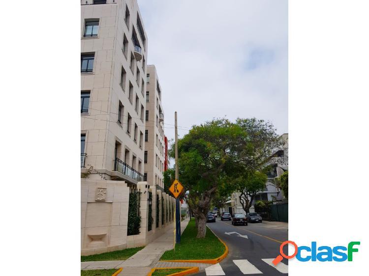 Departamento en Venta en San Isidro Estreno Flat 3 Dormitorios Lujoso Frente a Parque 1