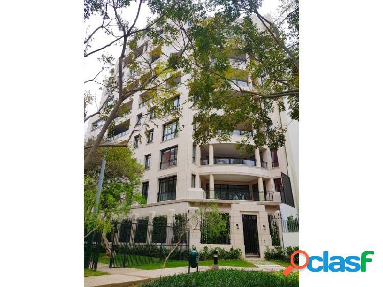 Departamento en Venta en San Isidro Estreno Flat 3 Dormitorios Lujoso Frente a Parque 3