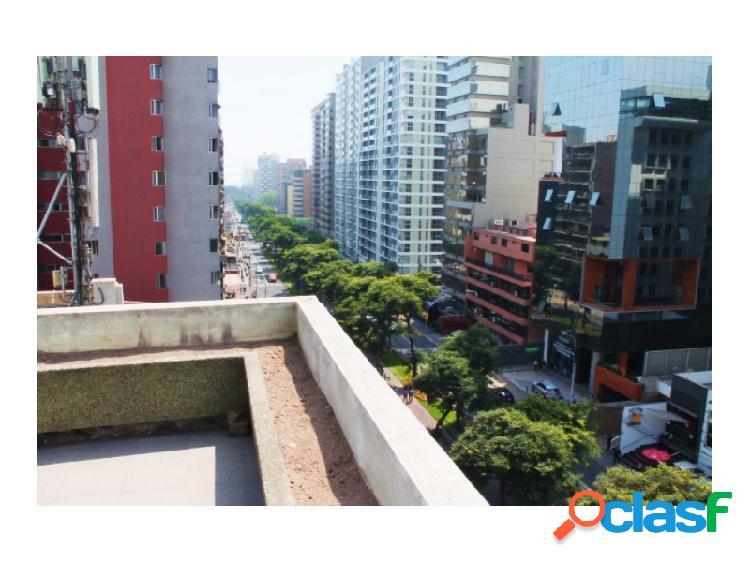 Penthouse en venta en miraflores penthouse de ocasión 3 dormitorios terraza