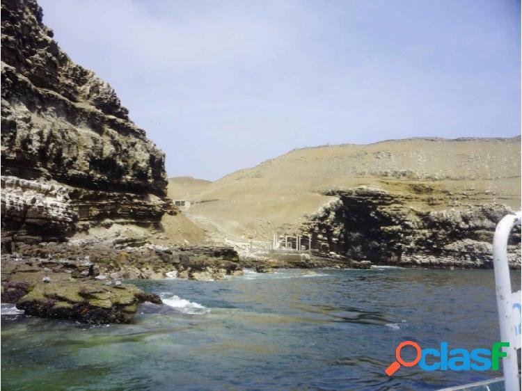 Terreno de Playa en Venta en Pucusana Vista al Mar