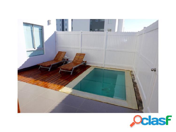 Venta de Exclusivo departamento de playa de lujo en en Nuevo Paracas - Sotavento