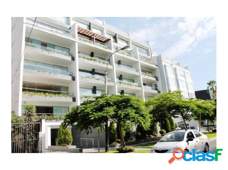 Penthouse en venta en san isidro - terraza grande 3 dormitorios zona parques privados