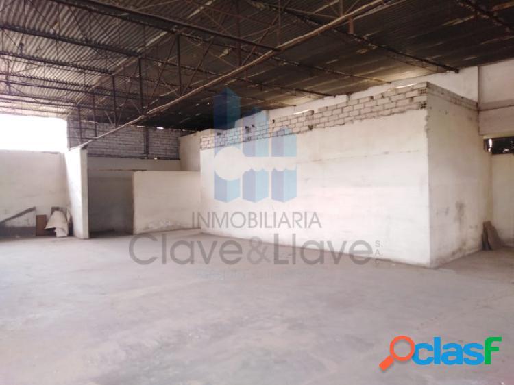 Local en venta en Los Olivos - 1,084m2 1