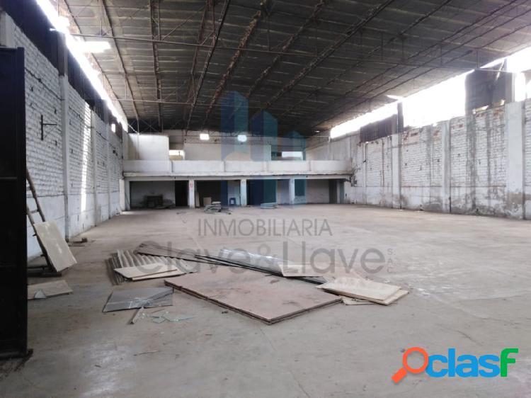 Local en venta en Los Olivos - 1,084m2 2