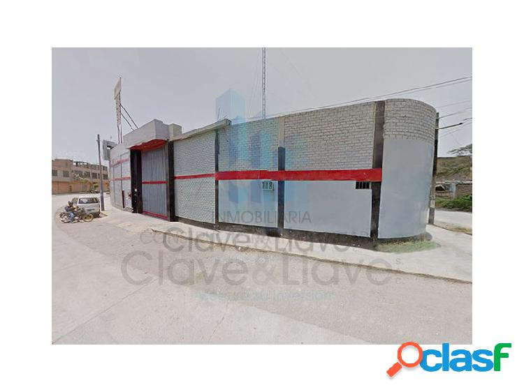 Local Industrial en Venta Trapiche - 2 Frentes