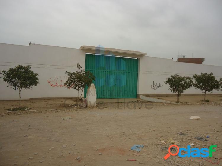 Terreno en Venta - Cerca a Av. Canta Callao - San Martín de Porres - 3 frentes