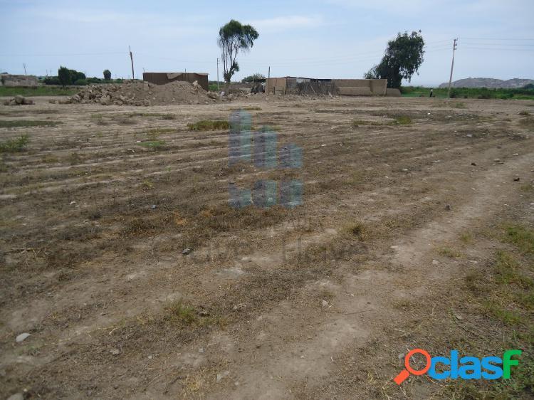 Terreno en Venta en Hualmay - Prolongación Rosario