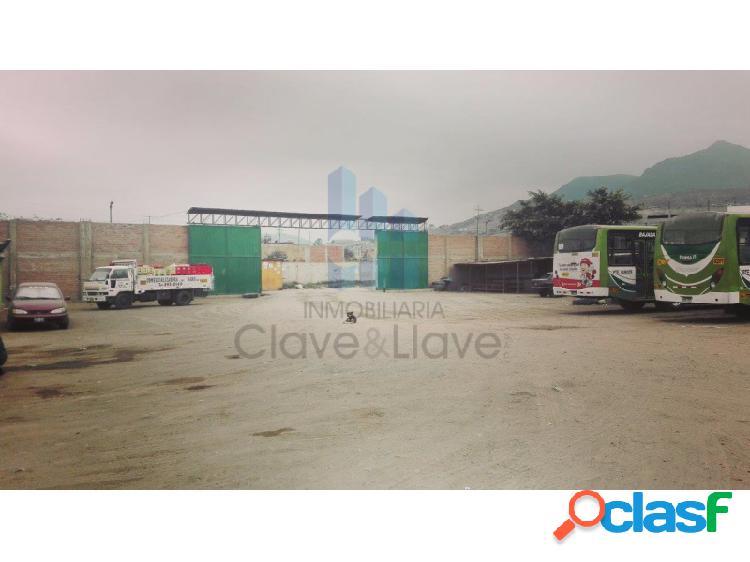 Terreno en venta en pachacamac - 21,716 m2
