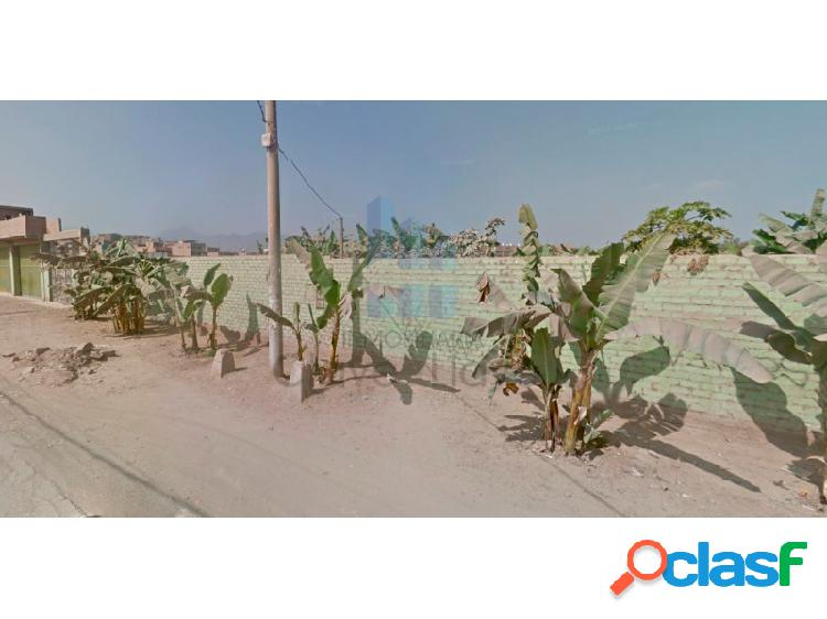 Terreno en Venta en San Martín de Porres - Huertos de Naranjal - Canta Callao - 10,506m2 2