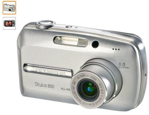 FE-350 amplia X-7 es Stylus 820 840 3.7 v Batería Para Olympus Fe-220 720