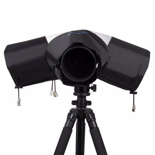 Cubierta impermeable para cámaras foto video reflex digital