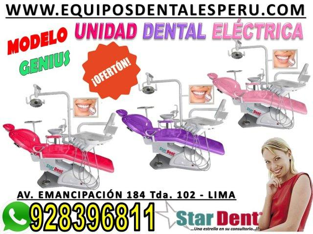 Equipos dentales - stardent