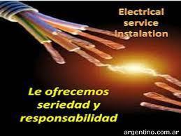 Electricidad en general domiciliaria // industrial